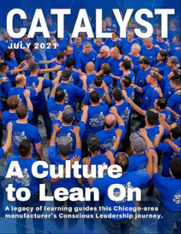 A Culture to Lean On